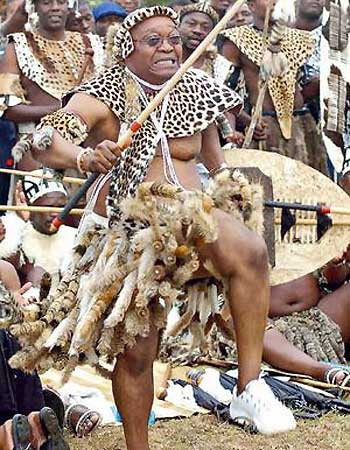 The Zulu Warrior