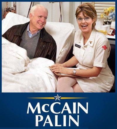 Mcain Palin