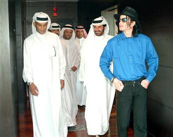 Michael Jackson reverts back to Islam