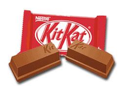 Have a tax break have Kit Kat