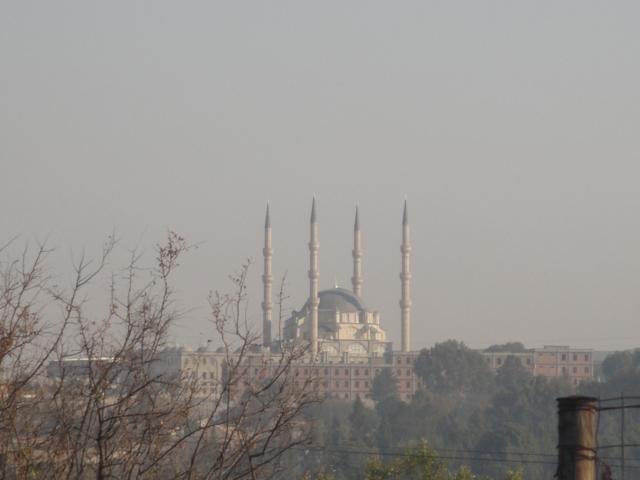 Building Nizamiye Masjid Midrand