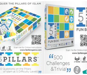 Hajj Prize for 5 Pillars SANZAF Game Show  on ITV