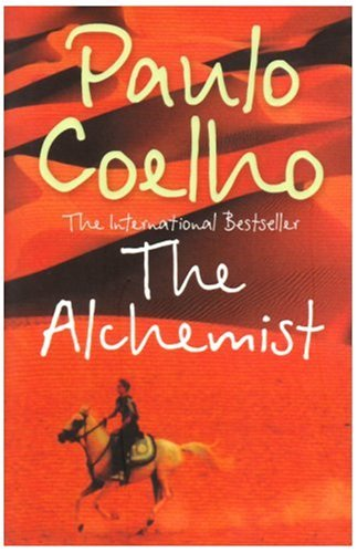 Book  – The Alchemist by Paulo Coelho
