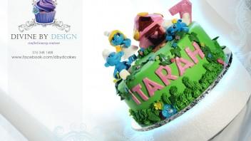 Baking Tannie 2013 – Ayesha Randeree Divine by Design Cakes