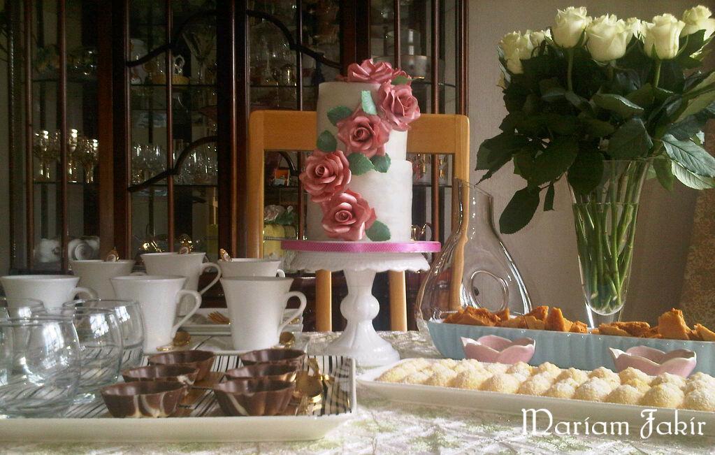 Mariam Fakir Afternoon Tea