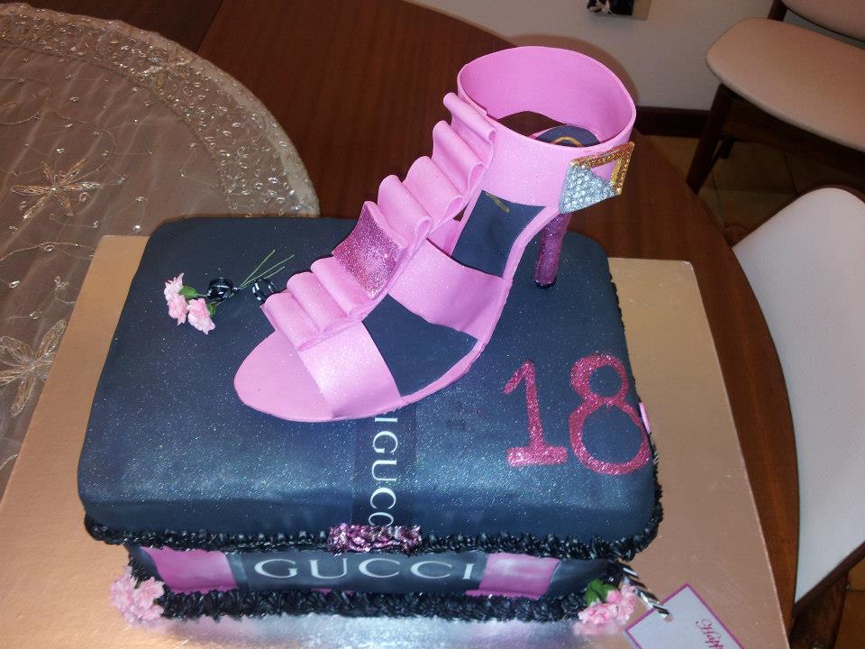The Cake Angels Rifqah Shoe