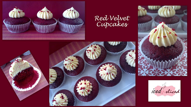 ice and slice ayehsa Red Velvet