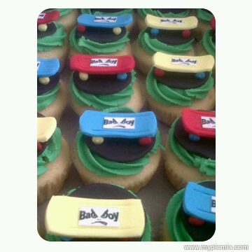 yumna bawa deziner cupcakes