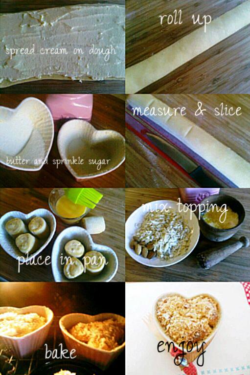 Creating the Almond & Orange Brioche