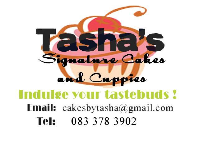 cakes by Tasha logo
