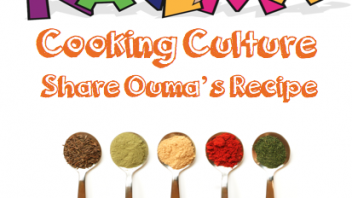 Cooking Culture – Share your ouma's recipes
