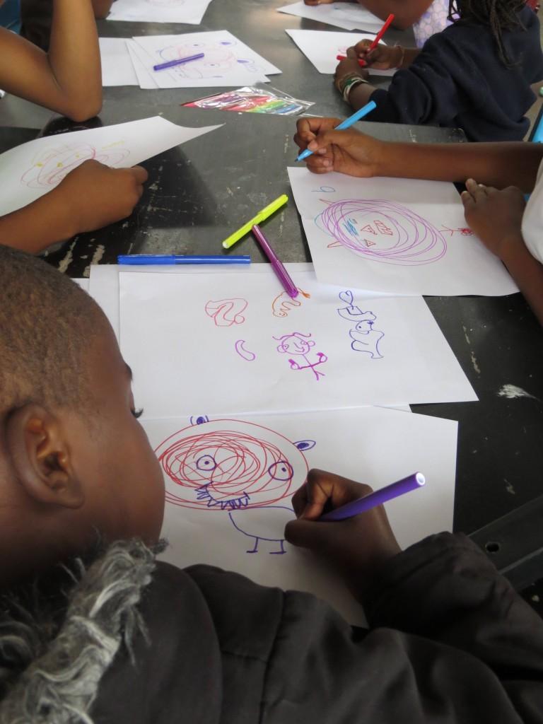 Maponeng Precinct Arts Project