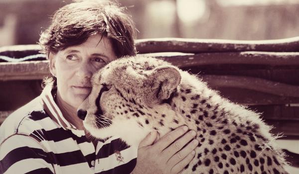 Riana cheetah experience