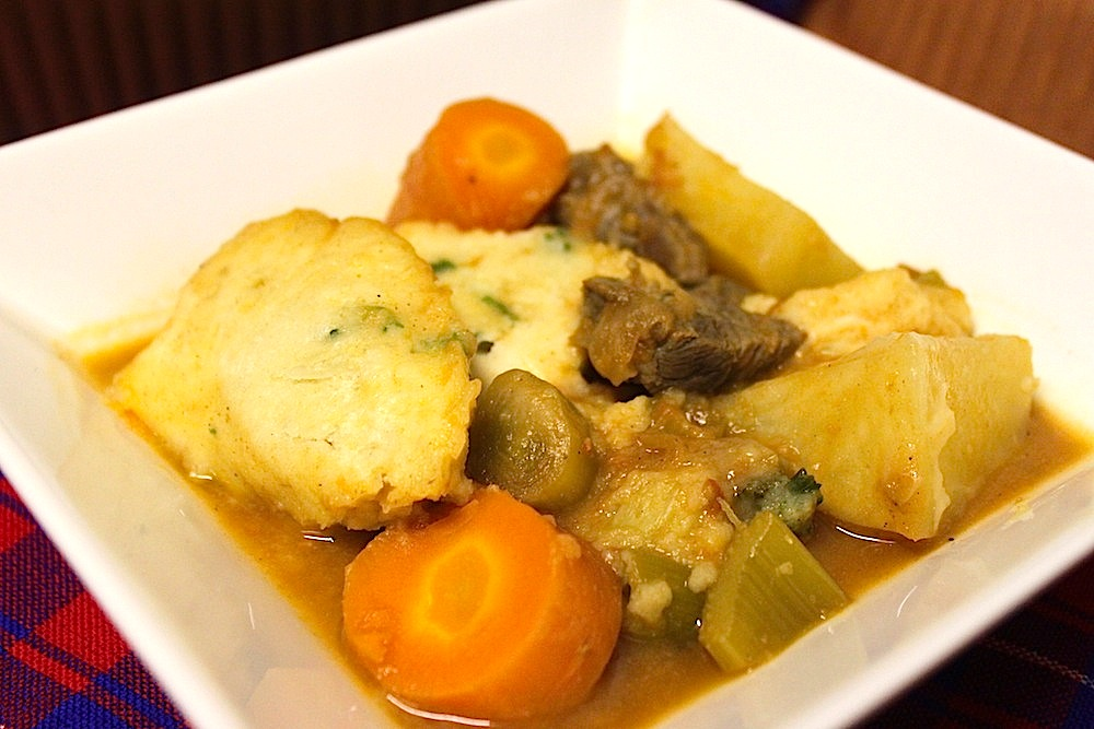 Freshly Blogged Meaty Moments Beefy Bredie Dumplings Ask Nanima