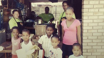 Help Hoosen family Outreach and Feeding Scheme
