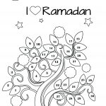 Ramadan Fasting Chart for Children