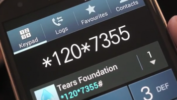Tears Foundation Rape Hotline gets help