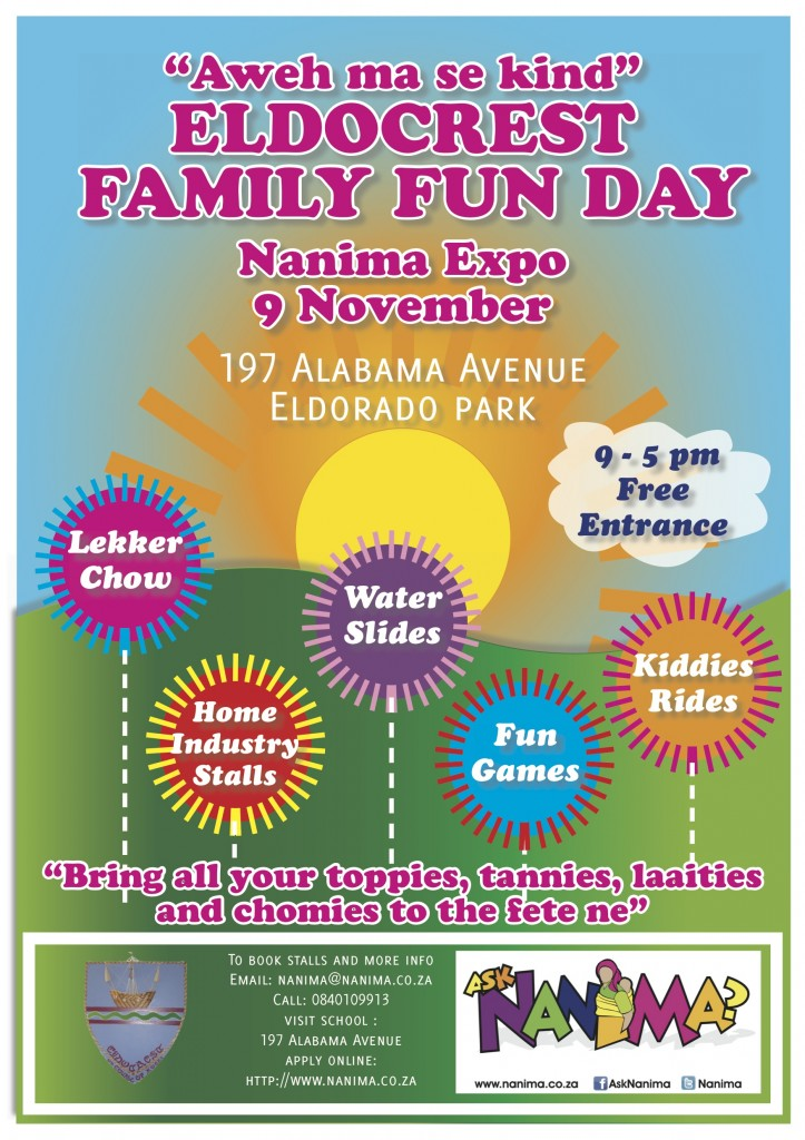 Eldocrest family fun day