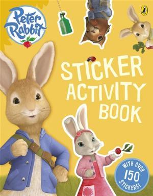 Peter Rabbit activity book