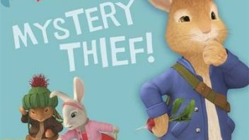 Peter Rabbit – Mystery Thief and Peter Rabbit Sticker Activity Book