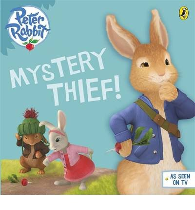 peterabbit mystery theif