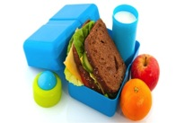 Healthy lunchbox for Healthy Kids