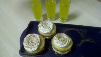 Granadilla cooldrink jelly by Zakera Casoojee