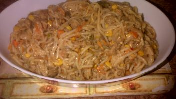 Steak Chowmein By Najiya