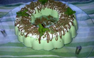 Peppermint Dessert  By Najiya