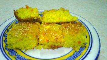 Dodhi Cake by Manjoo Kara