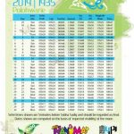South Africa 2014 Ramadan 1435 Polokwane Pietersburg Timetable