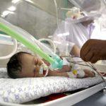 Miracle Gaza Baby Dies