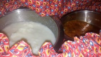 Wonderbag Recipe Pap and Chakalaka