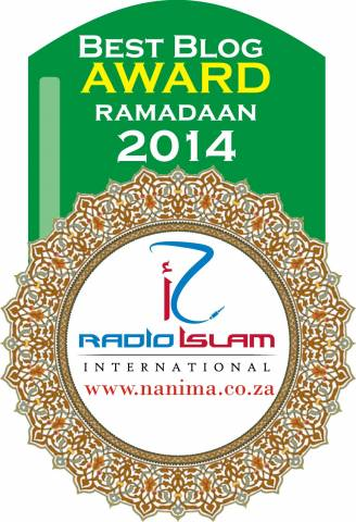 Rii Blog Award Badge