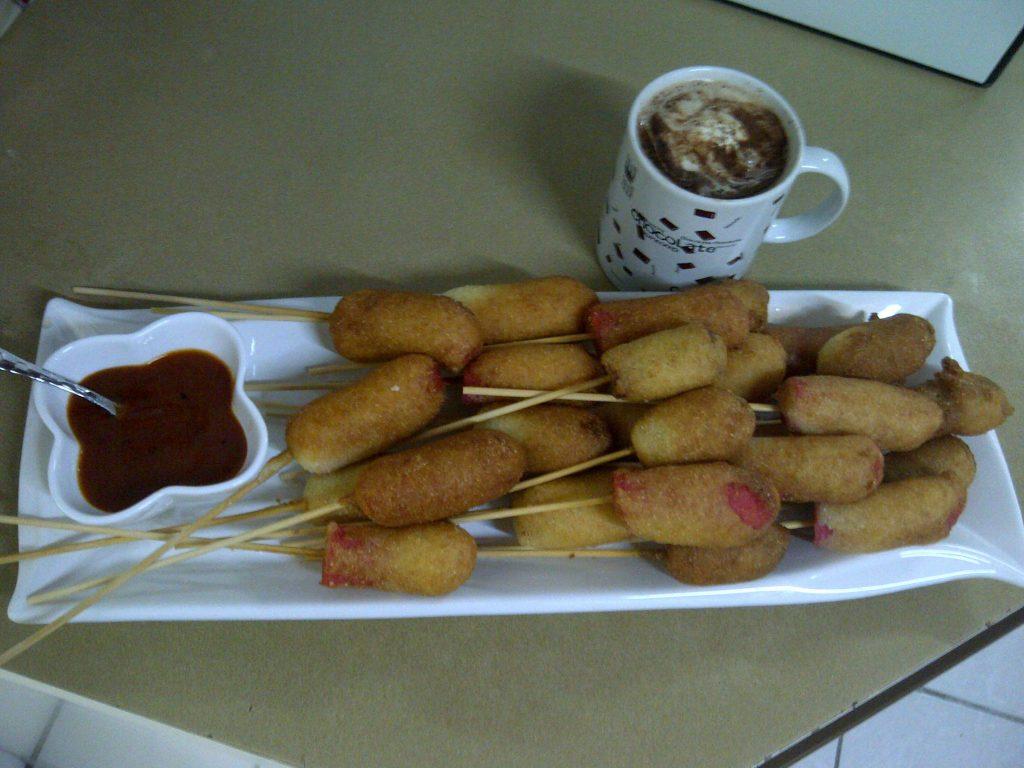 Zaakirah Essack Corn dogs