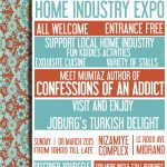 Nizamiye Nanima Home Industry Expo March 2015