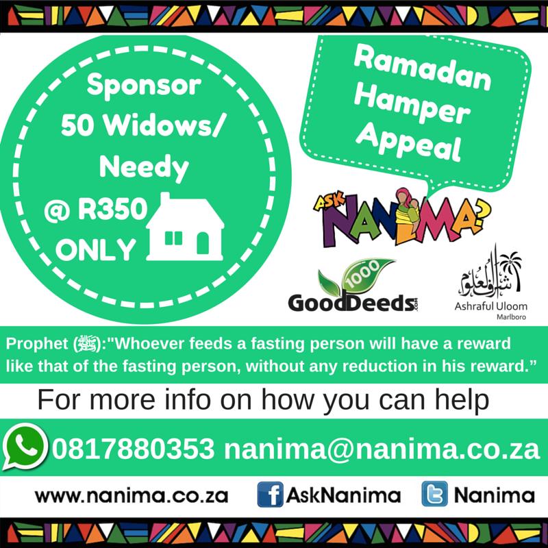 Ramadan Hamper Appeal (5)