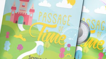 Passage of time by Sameeha Essa