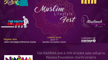 Muslim Lifestyle Fest  and Marriage Conference South Africa – July 2017
