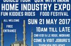 May 2017 – Nizamiye Mosque Open Day Nanima Expo