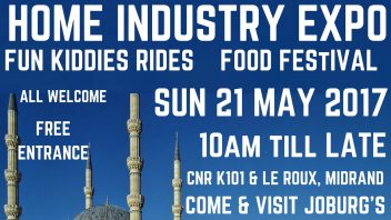 Nizamiye Mosque Open Day & Nanima Expo