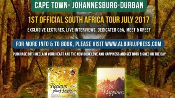Yasmin Mogahed South African Tour Competition