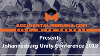 Accidental Muslim Jhb Unity Conference Competition