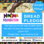 Nanima Bread Pledge