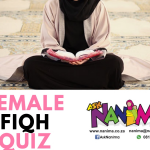 Fun Female Fiqh Quiz