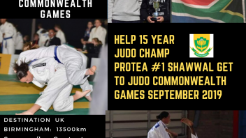 Sponsor Shawwal Judo Commonwealth Journey